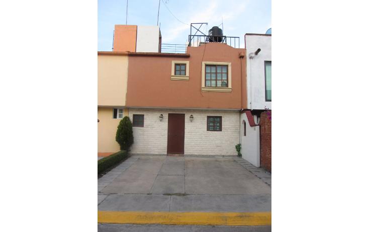 Foto de casa en venta en  , claustros de san miguel, cuautitlán izcalli, méxico, 1460957 No. 03