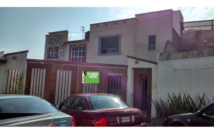 Foto de casa en venta en  , claustros de san miguel, cuautitlán izcalli, méxico, 2000854 No. 01