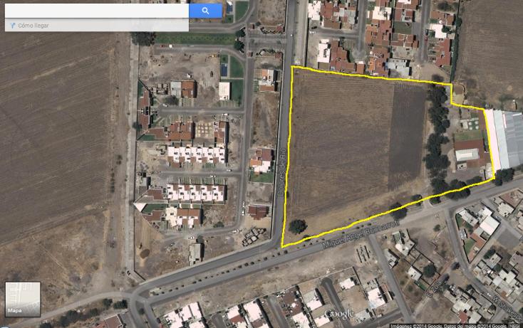 Foto de terreno comercial en venta en  , claustros del campestre, corregidora, querétaro, 1265001 No. 02