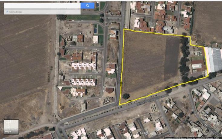 Foto de terreno comercial en venta en claustros del campestre, del valle, querétaro, querétaro, 579838 no 03
