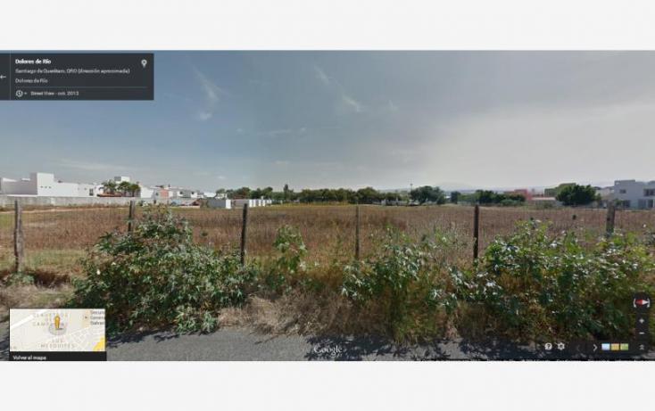 Foto de terreno comercial en venta en claustros del campestre, del valle, querétaro, querétaro, 579838 no 05