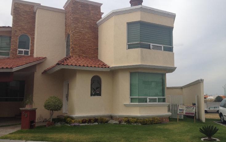 Foto de casa en venta en  , claustros del marques, querétaro, querétaro, 1204839 No. 01
