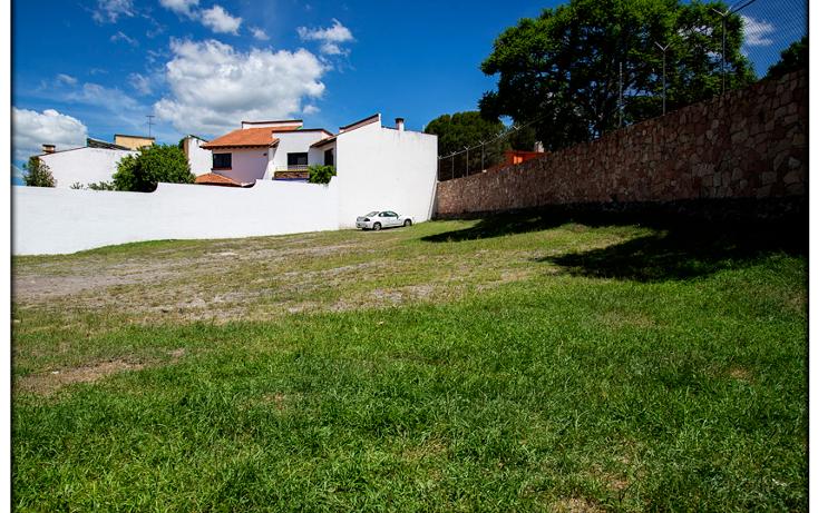 Foto de terreno habitacional en venta en  , claustros del parque, querétaro, querétaro, 2014662 No. 01