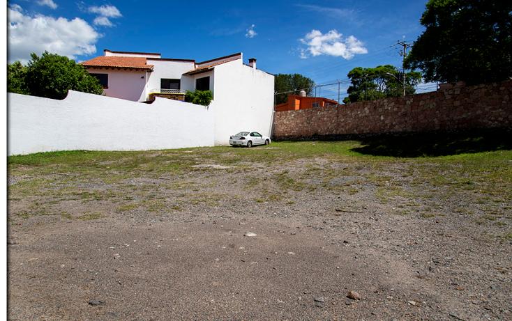 Foto de terreno habitacional en venta en  , claustros del parque, querétaro, querétaro, 2014662 No. 02