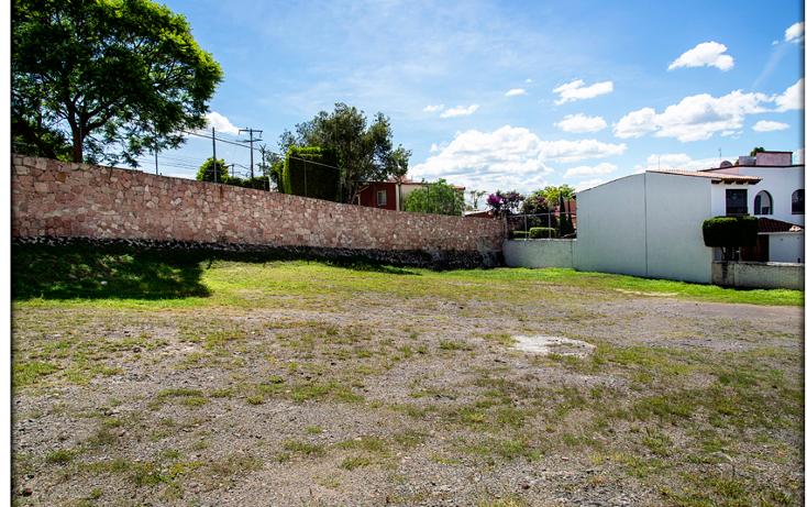 Foto de terreno habitacional en venta en  , claustros del parque, querétaro, querétaro, 2014662 No. 03