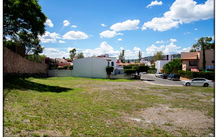 Foto de terreno habitacional en venta en  , claustros del parque, querétaro, querétaro, 2014662 No. 04