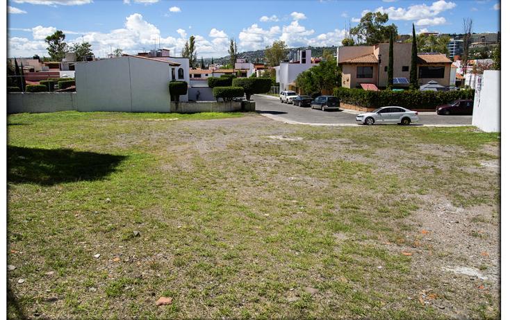 Foto de terreno habitacional en venta en  , claustros del parque, querétaro, querétaro, 2014662 No. 05