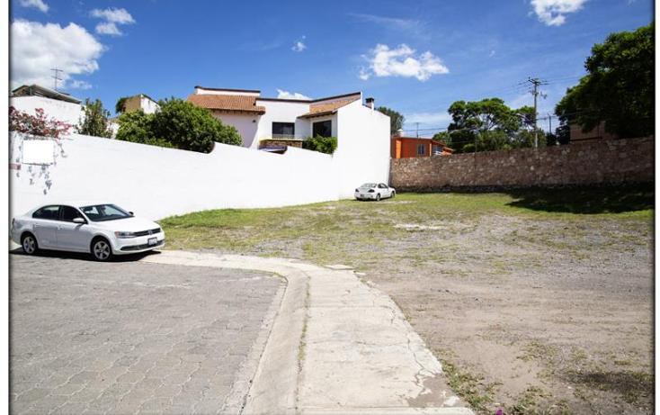 Foto de terreno habitacional en venta en  , claustros del parque, querétaro, querétaro, 2033486 No. 05