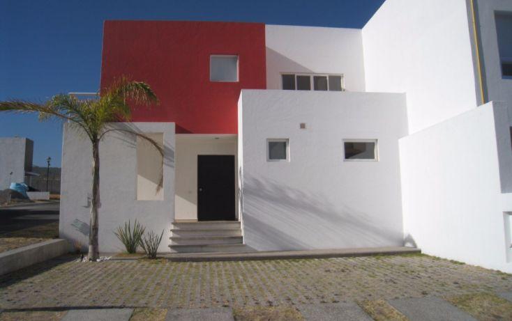 Foto de casa en condominio en renta en, claustros del sur, querétaro, querétaro, 1556120 no 03