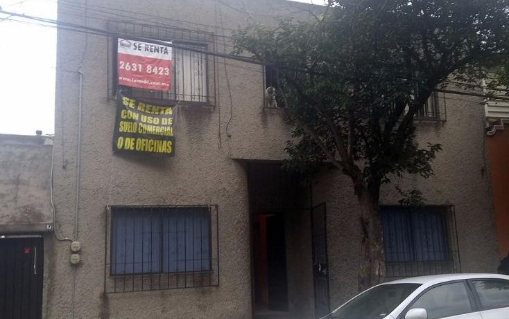 Foto de oficina en renta en  , claver?a, azcapotzalco, distrito federal, 1864358 No. 01