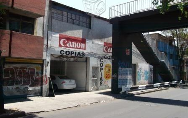 Foto de terreno comercial en venta en  , claver?a, azcapotzalco, distrito federal, 795735 No. 01