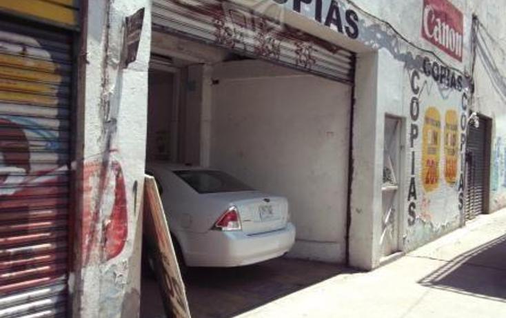Foto de terreno comercial en venta en  , claver?a, azcapotzalco, distrito federal, 795735 No. 05