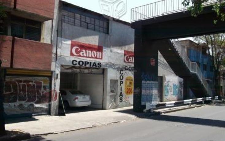 Foto de nave industrial en venta en  , clavería, azcapotzalco, distrito federal, 795739 No. 01