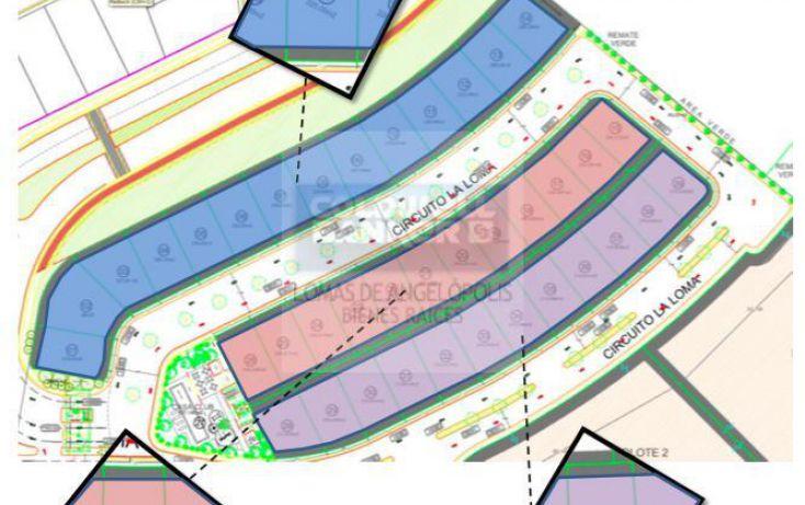 Foto de terreno habitacional en venta en clster la loma, lomas de angelópolis ii, san andrés cholula, puebla, 779367 no 04