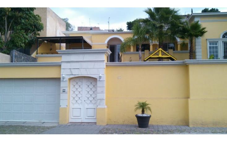 Foto de casa en venta en club campestre 1, club campestre, querétaro, querétaro, 629683 no 01