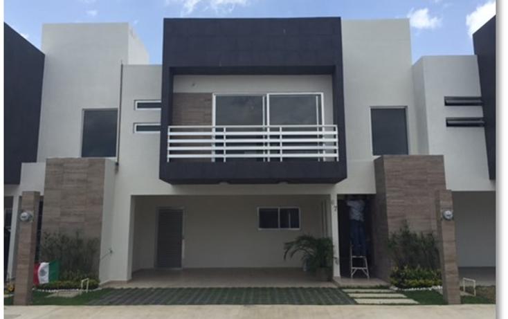 Foto de casa en venta en  , club campestre, centro, tabasco, 1170423 No. 01