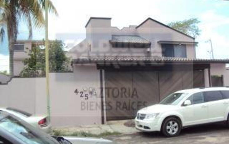 Foto de casa en venta en  , club campestre, centro, tabasco, 1844608 No. 01