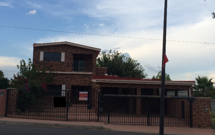 Foto de casa en venta en  , club campestre, chihuahua, chihuahua, 1613052 No. 01