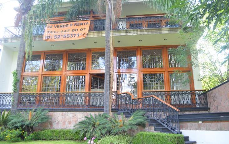 Foto de casa en renta en  , club campestre, león, guanajuato, 1228811 No. 01