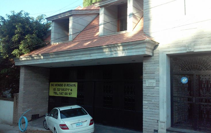 Foto de casa en venta en, club campestre, león, guanajuato, 1750436 no 01