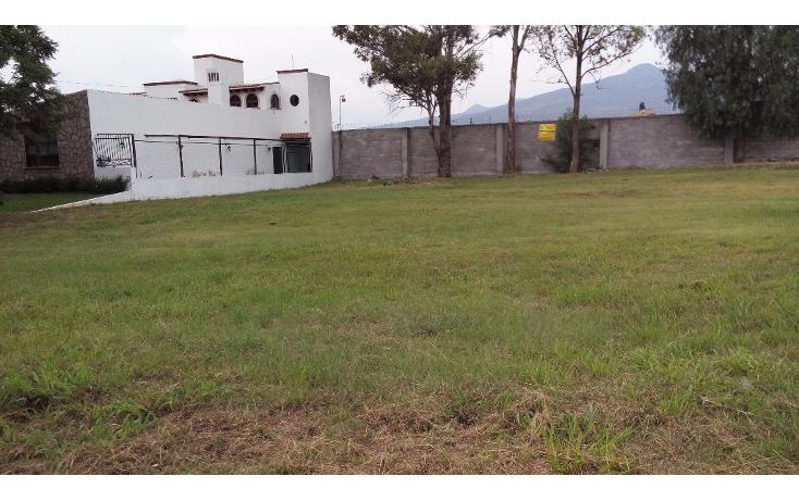 Foto de terreno habitacional en venta en  , club campestre, morelia, michoacán de ocampo, 1396089 No. 01