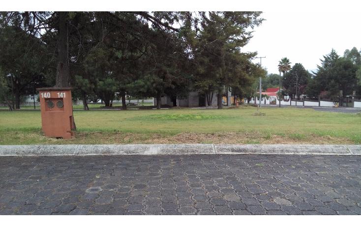 Foto de terreno habitacional en venta en  , club campestre, morelia, michoacán de ocampo, 1396089 No. 04