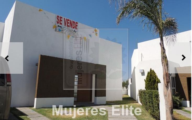 Foto de casa en venta en  , club campestre, quer?taro, quer?taro, 1229731 No. 01