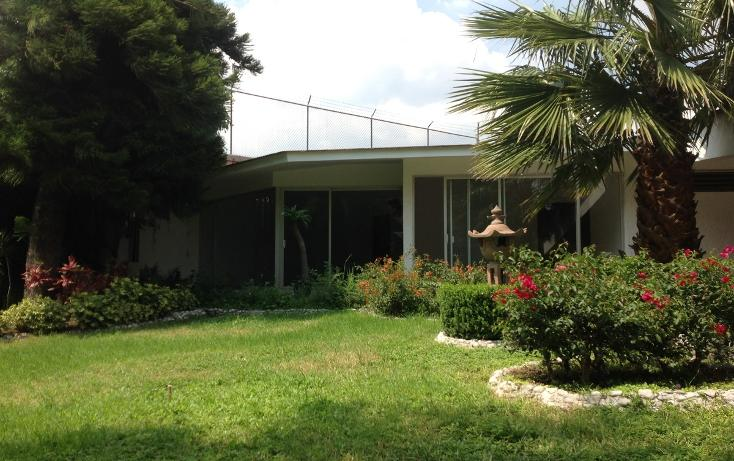Foto de casa en renta en  , club campestre, querétaro, querétaro, 1971360 No. 01
