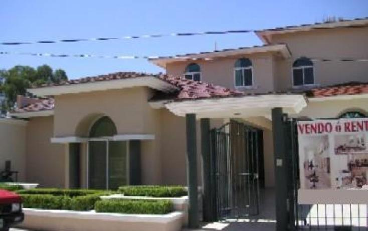 Foto de casa en venta en  , club campestre, querétaro, querétaro, 808203 No. 01