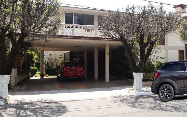 Foto de casa en venta en  , club de golf bellavista, tlalnepantla de baz, méxico, 1507433 No. 38