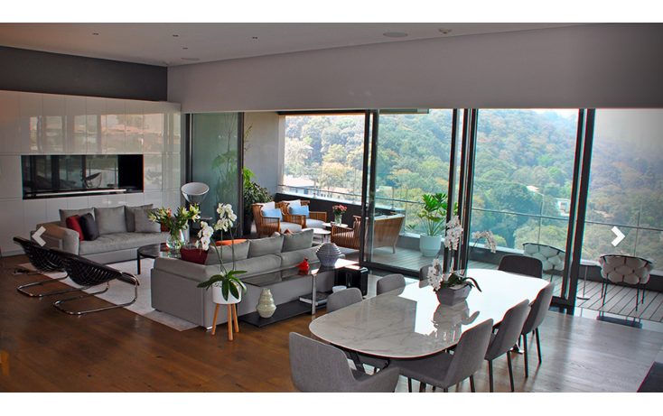 Foto de departamento en venta en  , club de golf bosques, cuajimalpa de morelos, distrito federal, 1876442 No. 06