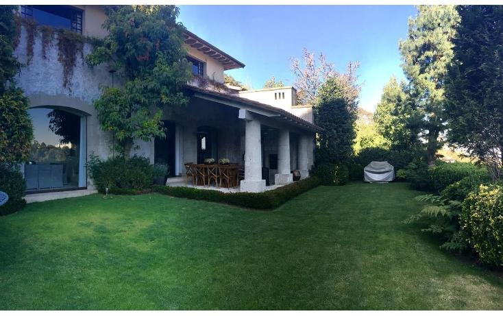 Foto de casa en venta en  , club de golf bosques, cuajimalpa de morelos, distrito federal, 2111474 No. 02