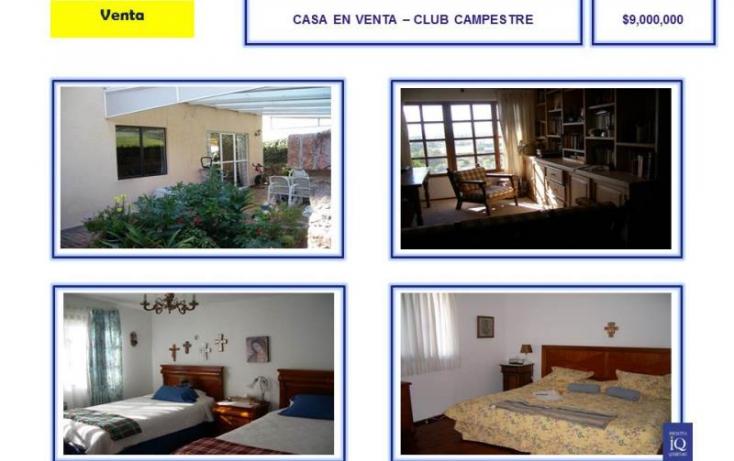 Foto de casa en venta en club de golf campestre, del valle, querétaro, querétaro, 754195 no 03