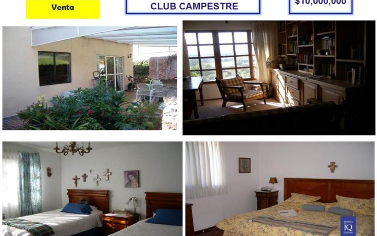 Foto de casa en venta en club de golf campestre nd, club campestre, querétaro, querétaro, 754195 No. 02