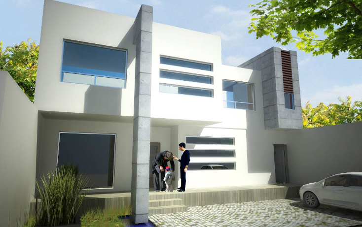 Foto de casa en venta en  , club de golf chiluca, atizapán de zaragoza, méxico, 1081885 No. 01