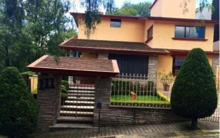 Foto de casa en venta en avenida del club , club de golf chiluca, atizapán de zaragoza, méxico, 1957028 No. 01