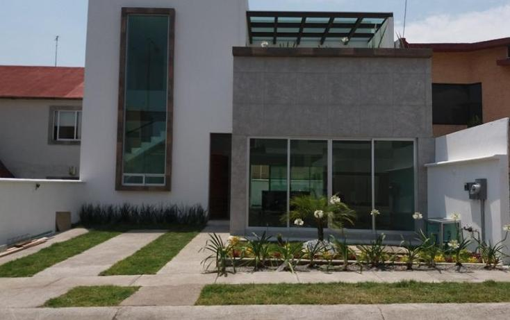 Foto de casa en venta en  , club de golf chiluca, atizapán de zaragoza, méxico, 2705603 No. 01