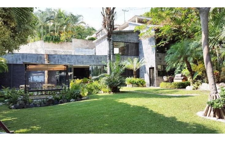 Foto de casa en venta en  , club de golf, cuernavaca, morelos, 1064943 No. 01