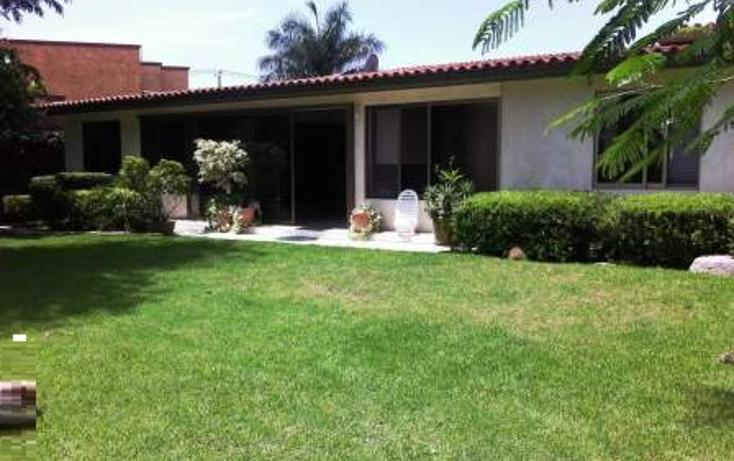 Foto de casa en venta en  , club de golf, cuernavaca, morelos, 1167485 No. 01