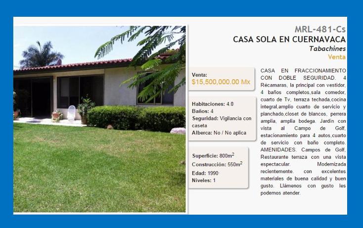 Foto de casa en venta en  , club de golf, cuernavaca, morelos, 1167485 No. 28