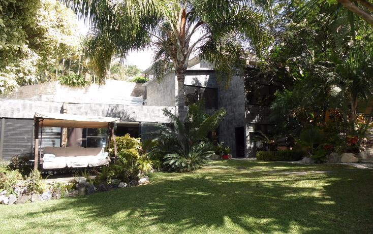 Foto de casa en venta en  , club de golf, cuernavaca, morelos, 1186499 No. 01