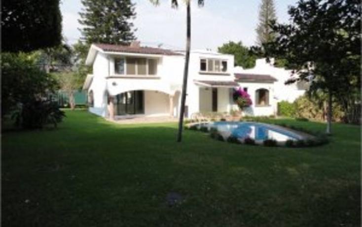 Foto de casa en venta en  , club de golf, cuernavaca, morelos, 2011352 No. 01