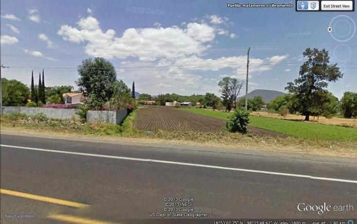 Foto de terreno habitacional en venta en  , club de golf el cristo, atlixco, puebla, 447761 No. 01