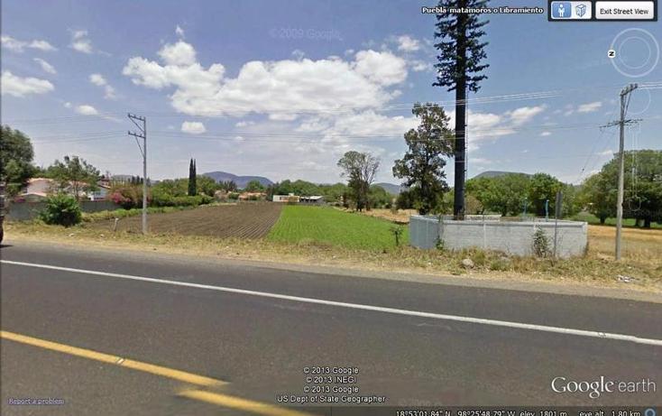 Foto de terreno habitacional en venta en  , club de golf el cristo, atlixco, puebla, 447761 No. 02