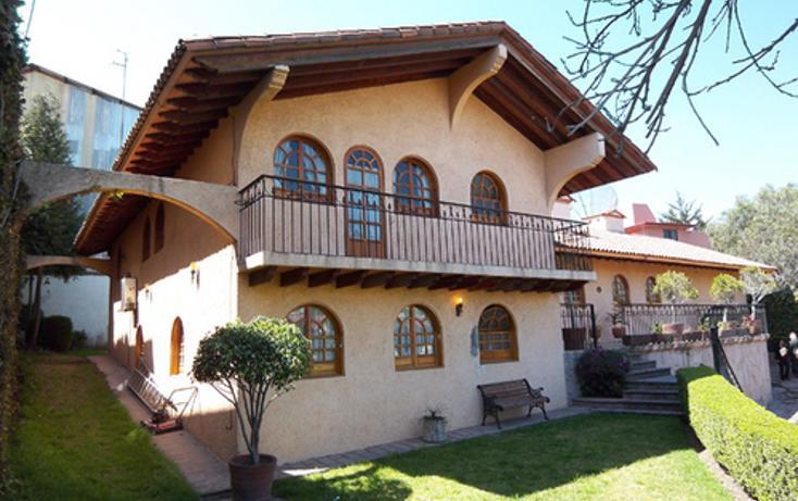 Foto de casa en venta en  , club de golf hacienda, atizapán de zaragoza, méxico, 1055101 No. 01