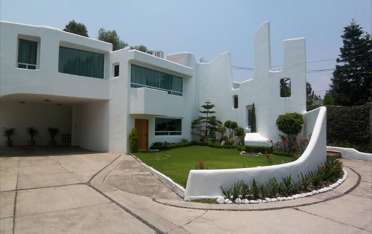Foto de casa en venta en  , club de golf hacienda, atizapán de zaragoza, méxico, 1055471 No. 01