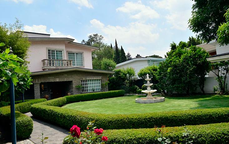 Foto de casa en venta en  , club de golf hacienda, atizapán de zaragoza, méxico, 1070899 No. 01