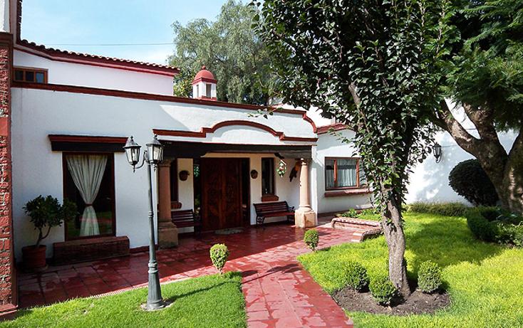 Foto de casa en venta en  , club de golf hacienda, atizapán de zaragoza, méxico, 1092831 No. 02