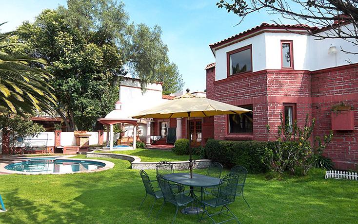 Foto de casa en venta en  , club de golf hacienda, atizapán de zaragoza, méxico, 1092831 No. 03