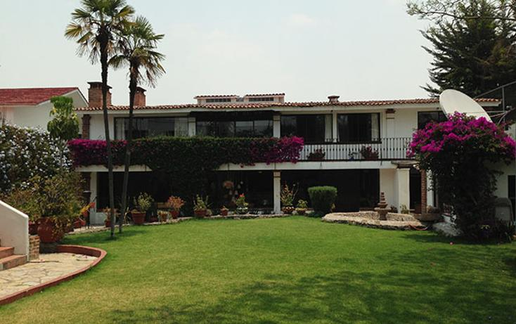 Foto de casa en venta en  , club de golf hacienda, atizapán de zaragoza, méxico, 1450859 No. 47